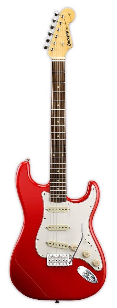 【送料無料 Trino】エドワーズ edwards E-ST-90ALR Trino E-ST-90ALR Red Red ストラトタイプ エレキギター【smtb-TK】, BEAUTY LIFE online store:269fefac --- conturgroup.ru
