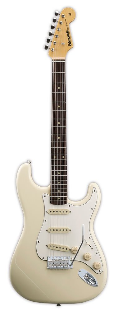 【送料無料】エドワーズ edwards edwards E-ST-90ALR Vintage Vintage White ストラトタイプ White エレキギター【smtb-TK】, C-スタイル:914acace --- conturgroup.ru