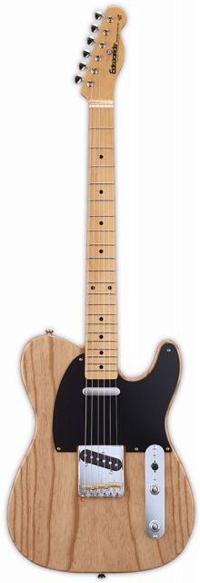 【送料無料】edwards E-TE-98ASM Vintage Natural テレキャス タイプ エレキギター【smtb-TK】