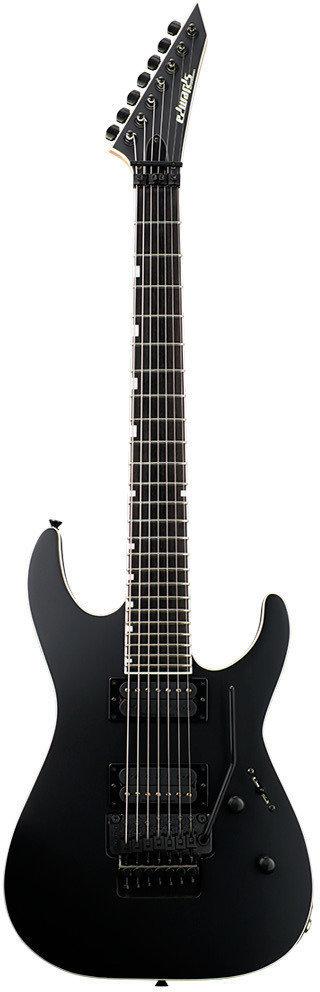 【送料無料】エドワーズ edwards E-MR-FR7 Black Satin 7弦 ギター【smtb-TK】