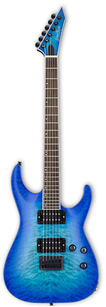 【送料無料】グラスルーツ by ESP GrassRoots G-HR-55FX See Thru Blue Sunburst Satin エレキギター【smtb-TK】