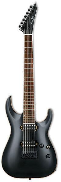 【送料無料】グラスルーツ by ESP GrassRoots G-HR-60FX7 Black Satin 7弦ギター エレキギター【smtb-TK】