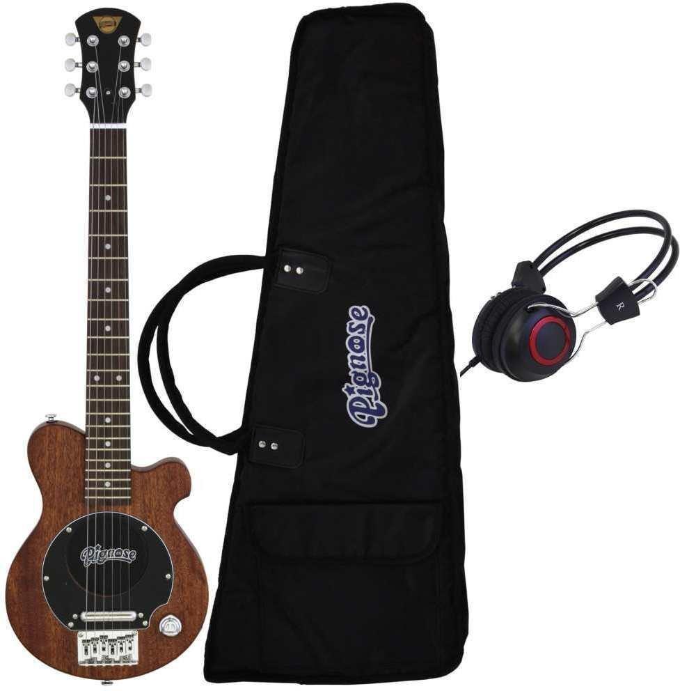 【送料無料】Pignose PGG-200MH アンプ内蔵ギター /ヘッドホン付【smtb-TK】