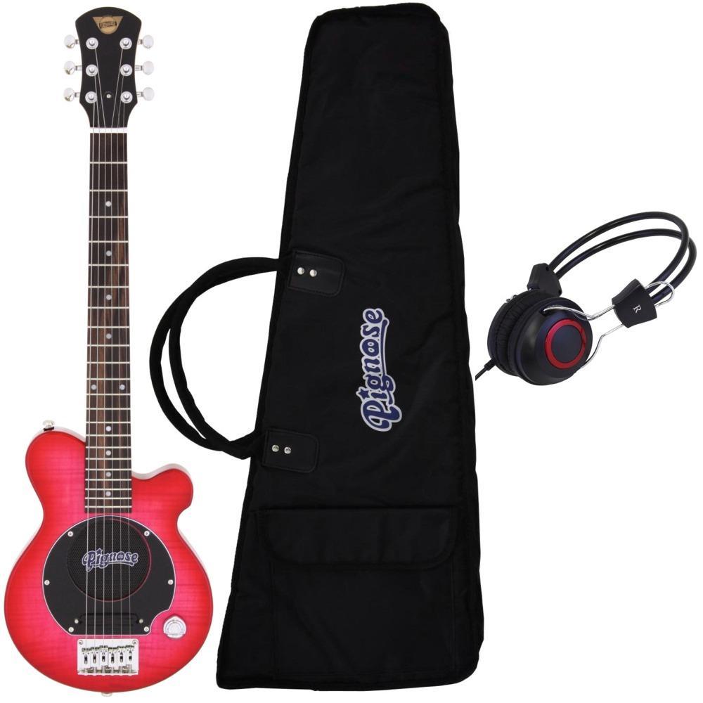 【送料無料】ピグノーズ Pignose PGG-200/FM SPK+ヘッドホン アンプ内蔵ギター【smtb-TK】