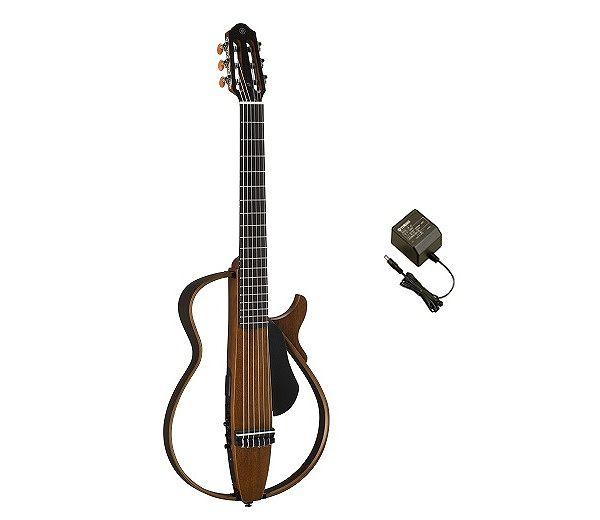 【送料無料】ヤマハ YAMAHA SLG200N/NT/ナイロン弦(純正電源アダプター/PA-3C付) サイレントギター【smtb-TK】【代金引換不可】