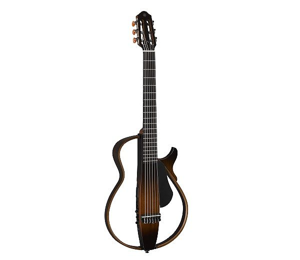 【送料無料】ヤマハ YAMAHA SLG200N/TBS/ナイロン弦(ソフトケース+インナーフォン付) サイレントギター【smtb-TK】【代金引換不可】