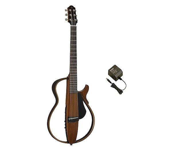 YAMAHA SLG200S/NT/スチール弦(純正電源アダプター/PA-3C付) 【送料無料】ヤマハ サイレントギター【smtb-TK】【代金引換不可】