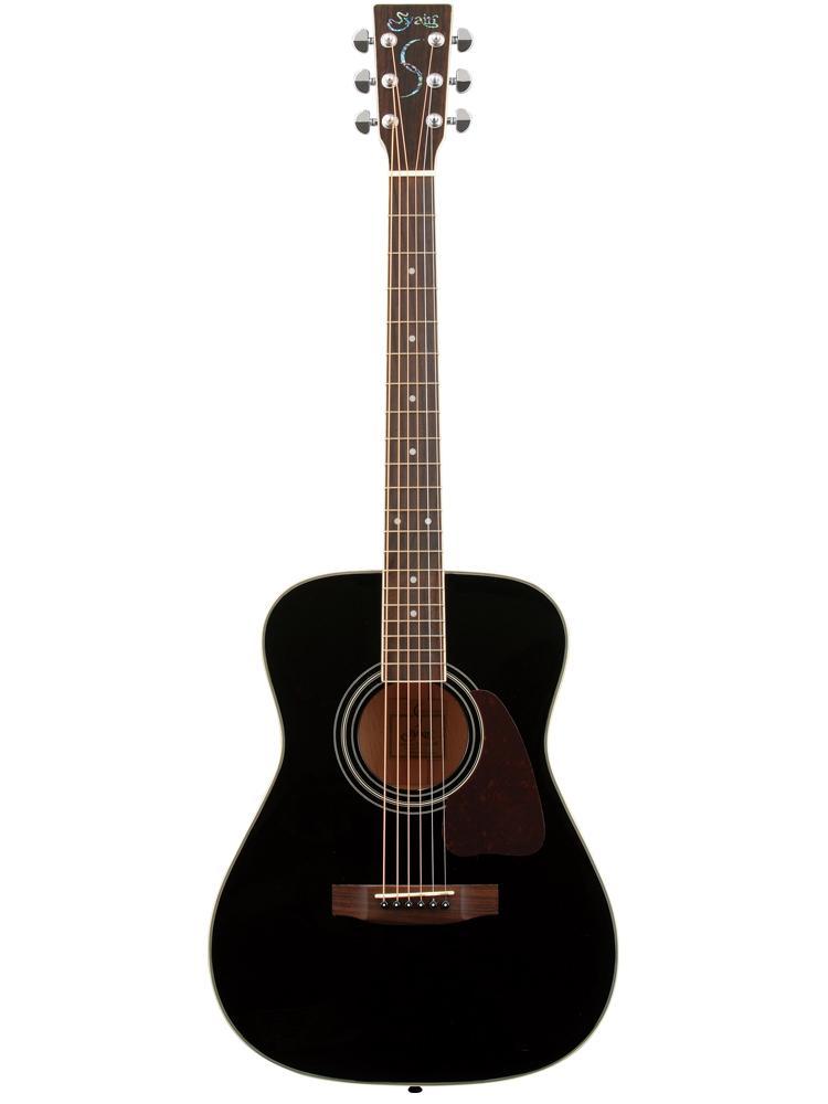 【送料無料】S.Yairi YF-3M/BK アコースティックギター【smtb-TK】