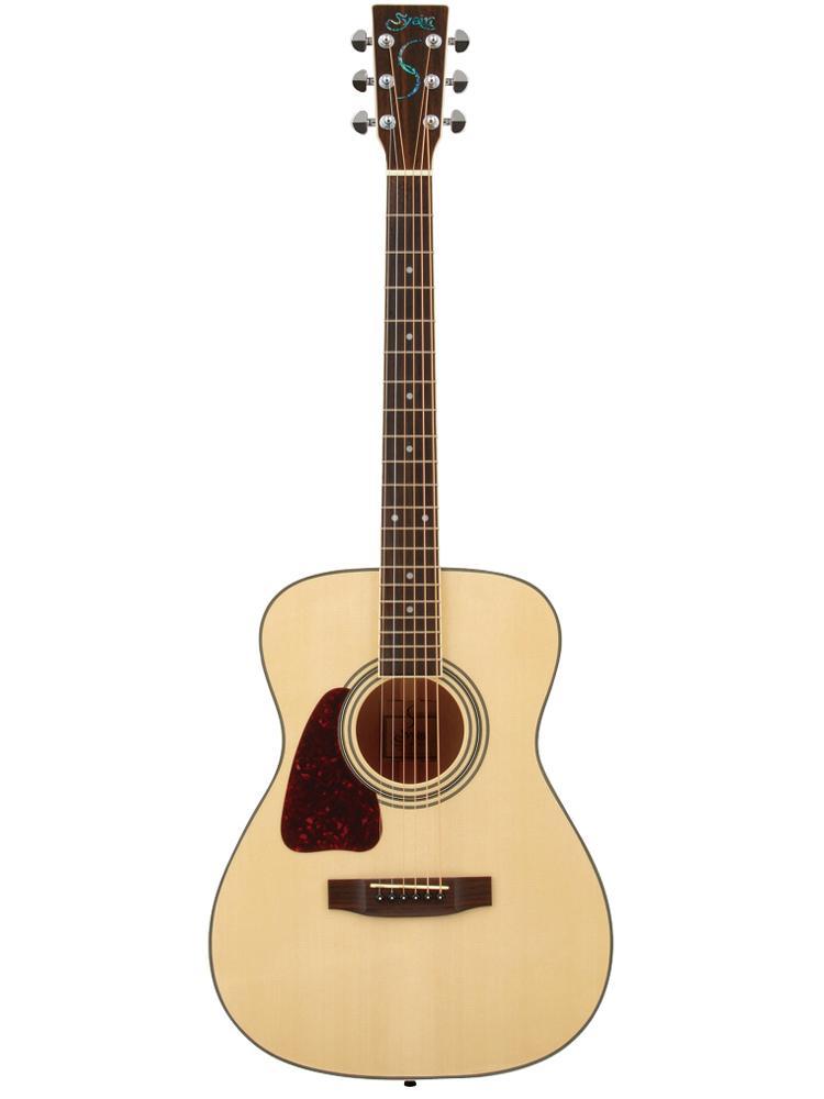 【送料無料】S.Yairi YF-3M-LH/N レフトハンド 左利き用 アコースティックギター【smtb-TK】