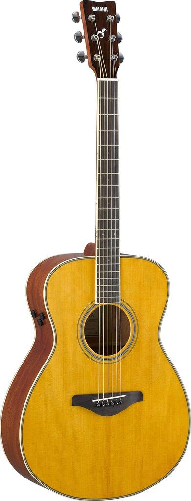 【送料無料】ヤマハ YAMAHA FS-TA VT ギターの生音にエフェクト トランスアコースティックギター ビンテージティント (ソフトケース付)【代金引換不可】【smtb-TK】