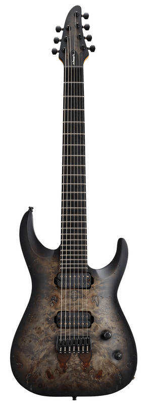 edwards E-HR7-FX/BM Black Burst【送料無料】エドワーズ エレキギター 7弦ギター【smtb-TK】
