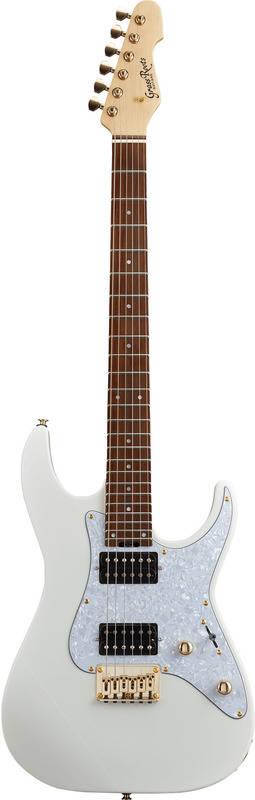 【送料無料】GrassRoots G-MR-45DX Snow White エレキギター【smtb-TK】