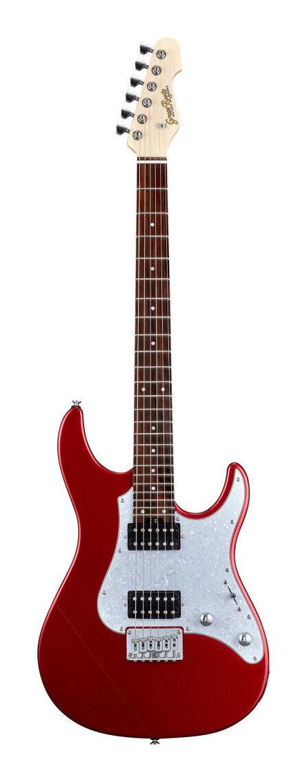 GrassRoots G-SN-45DX Metallic Red エレキギター【送料無料】【smtb-TK】