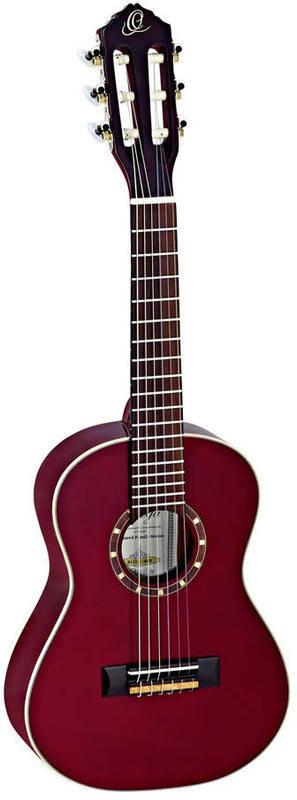 【送料無料】オルテガ ORTEGA R121-1/4WR 1/4サイズ クラシックギター FAMILY SERIES/ギグバッグ付【smtb-TK】