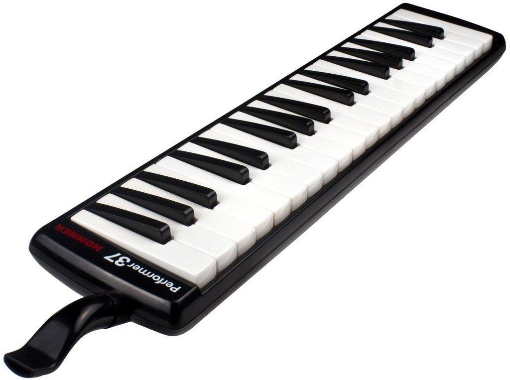 【送料無料】ホーナーメロディカ HOHNER Melodica Performer 37 鍵盤ハーモニカ パフォーマー S37 ブラック【smtb-TK】