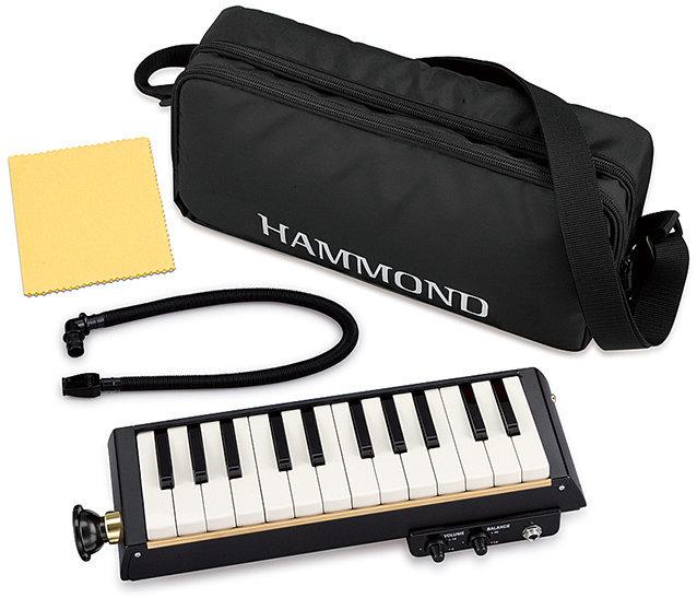 【送料無料】鈴木楽器 SUZUKI HAMMOND BB PRO-24B ピックアップ内蔵 鍵盤ハーモニカ バス【smtb-TK】
