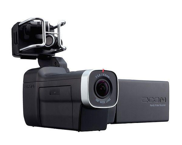 【送料無料】ズーム ZOOM Q8 マイクカプセル交換型ビデオカメラ【smtb-TK】