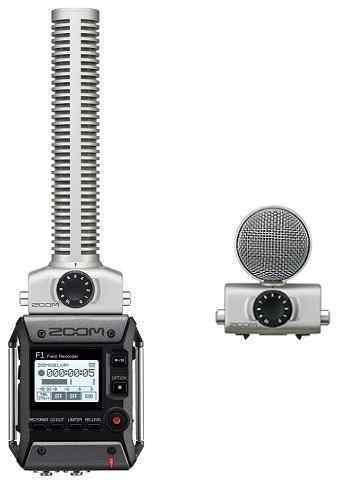 【送料無料】ズーム ZOOM F1-SP(追加マイク/MSH-6付) 軽量コンパクトなフィールドレコーダー+超指向性ショットガンマイク【smtb-TK】