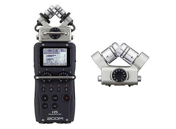 ZOOM H5(XYマイクカプセル/XYH-6付)【送料無料】ズーム ハンディ・レコーダー【smtb-TK】