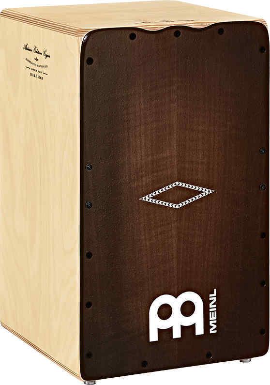 【送料無料】マイネル MEINL AESLEB ARTISAN EDITION CAJON SOLEA LINE Espresso Burst フラッグシップ カホン【smtb-TK】