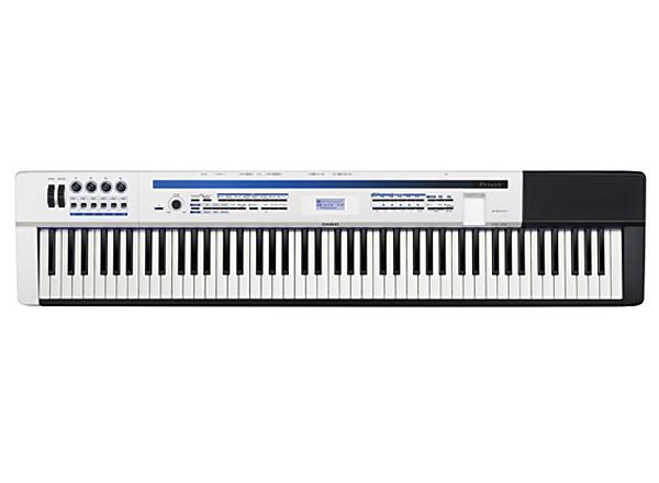 【送料無料・代金引換不可】カシオ CASIO PX-5SWE プロクオリティの演奏性を発揮する高性能ステージピアノ【smtb-TK】