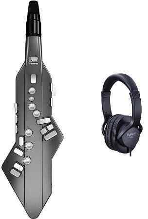 【送料無料】ローランド Roland AE-05(純正ヘッドホン/RH-5付) Aerophone GO コンパクトなエアロフォン ウインドシンセサイザー【smtb-TK】