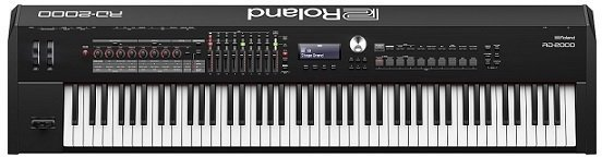 【送料無料・代金引換不可】ローランド Roland RD-2000 ステージ・ピアノに、革新を【smtb-TK】