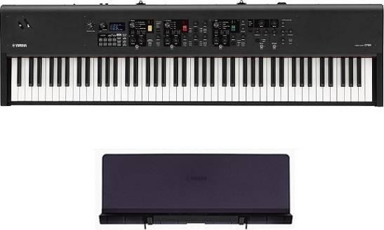 YAMAHA CP88(専用譜面台/YMR-04付) ヤマハ ステージピアノ【代金引換不可】【送料無料】【smtb-TK】