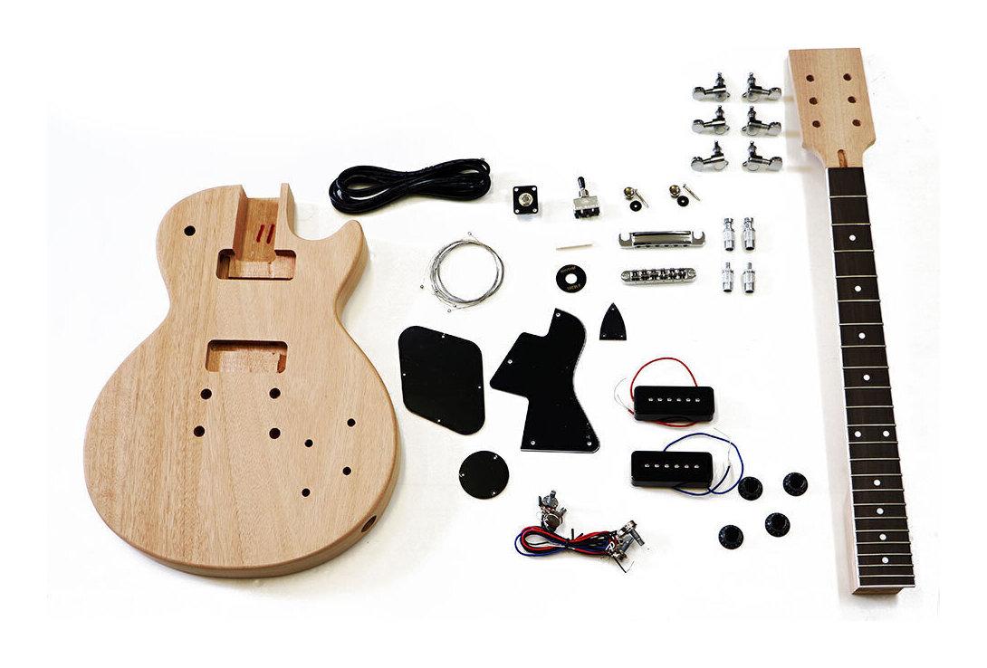【送料無料】HOSCO ER-KIT-SLP エレキギター/LPスペシャルタイプ 組み立てキット ★難易度:中【smtb-TK】