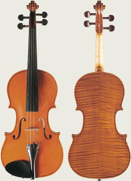 【送料無料】鈴木バイオリン SUZUKI VIOLIN No.500T 4/4 バイオリン単品【smtb-TK】