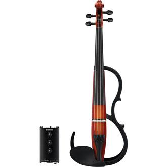 BR(ブラウン) 【送料無料】ヤマハ SV250 サイレントバイオリン【smtb-TK】 YAMAHA