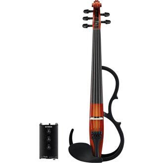 【送料無料】ヤマハ YAMAHA SV255 BR(ブラウン) サイレントバイオリン【smtb-TK】