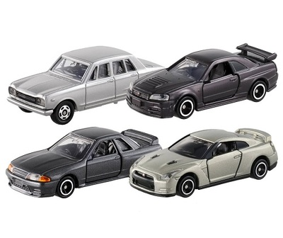 Tomica Tomica gift set glory gt-r set Tomica car toys car toys boys gifts birthday gifts Tomy(takaratomy)