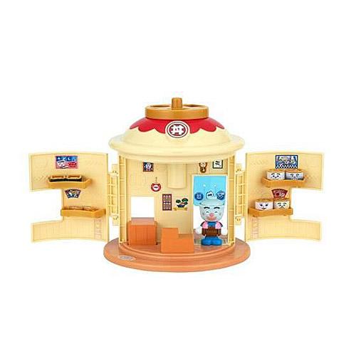 アンパンマンタウン ようこそ たきたて てんどんまんのどんぶりショップ 知育玩具 女の子プレゼント 誕生日プレゼント クリスマスギフト バンダイ 送料無料 AL完売しました。 ショップ 男の子プレゼント