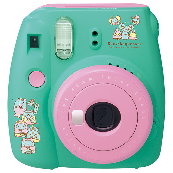 【送料無料】映画すみっコぐらし チェキ ゆるキャラ ネガティブ カメラ インスタントカメラ フィルムカメラ フイルムカメラ 写真 女の子 プレゼント 誕生日 プレゼント クリスマス プレゼント タカラトミー