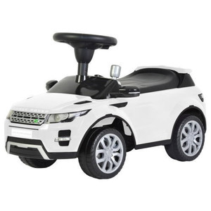 Toyland Clover Foot Kick Passenger Use Toy Range Rover White Land
