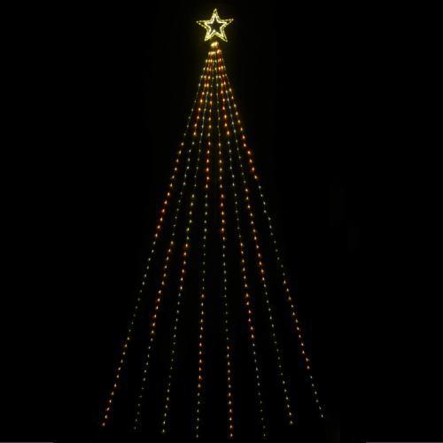 【送料無料】LEDナイアガラライト DX (ゴールドグラデーション) WG-7353 LEDイルミネーション クリスマスイルミネーション ナイアガライルミネーション 省電力 防滴 長寿命 屋外使用