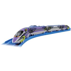 中国人民解放军 500 型 EVA 新世纪新世纪福音战士系列 500 新干线火车玩具火车铁路模型男孩生日礼品 Tomy(takaratomy) (包装和非现金)