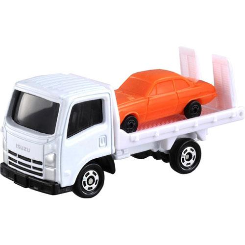 Toy boy present birthday present TAKARA TOMY of the Tomica 060 Isuzu elf  vehicle truck (the first special specifications) Tomica minicar ISUZU truck