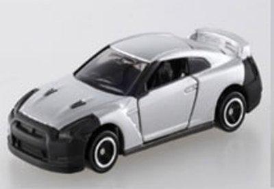 tomikatoizudorimupurojiekuto憧憬的名车挑选4日产GT-R测验汽车