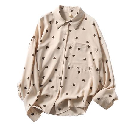 可愛い 正規品 かわいい シャツ 細身長袖シャツ ワイシャツ ゆったり いよいよ人気ブランド 薄いシャツ ジャケット 春秋ファッション Gジャン 開襟 日常服 事務服 フォーマル シンプル コーディネート オフィス スクールシャツ ビジネス