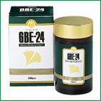 GBE-24(イチョウ葉エキス40mg)360粒【HLS_DU】【05P08Feb15】