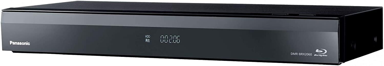 パナソニック 2TB 7チューナー ランキングTOP5 ブルーレイレコーダー 全録 DMR-BRX2060 流行 おうちクラウドDIGA 全自動録画 6チャンネル同時録画 4Kアップコンバート対応