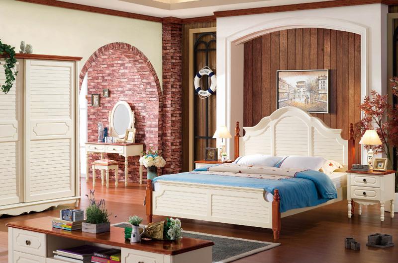 最安値!カントリーデザイン家具!寝室A 衣装タンス(W1816×H2200×D658)【A22】