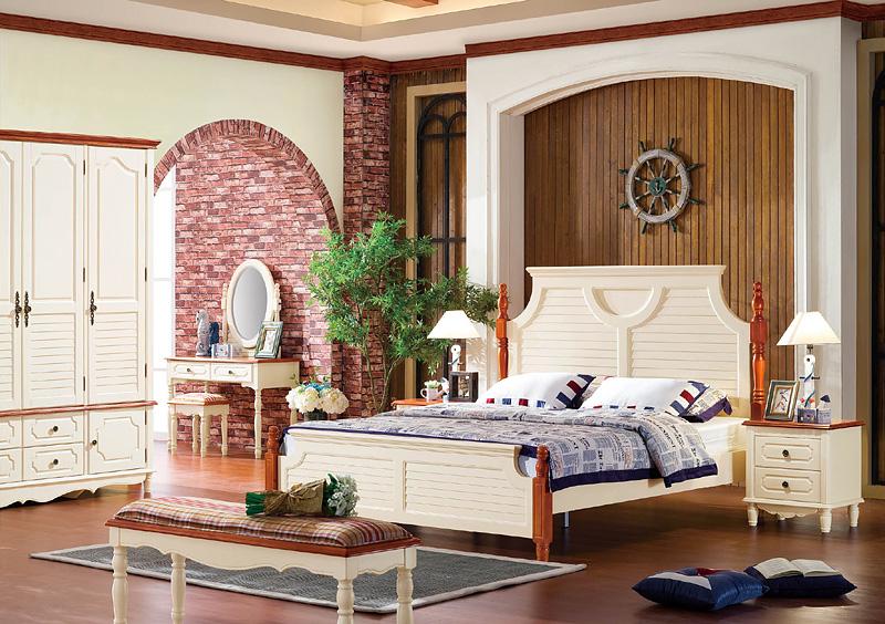 最安値!カントリーデザイン家具!寝室C ベッドサイドテーブル【C26】