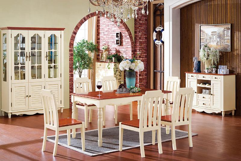 最安値!カントリーデザイン家具!食堂B 食卓テーブル【B70】