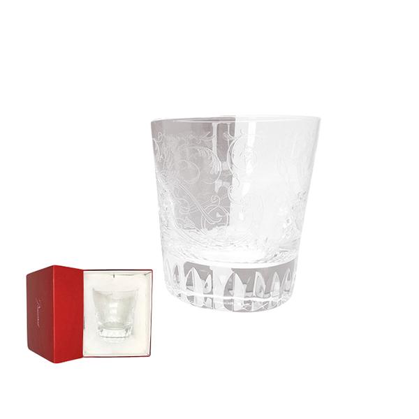 バカラ ロックグラス 名入れ 記念品 退職祝い 引越し祝い 名入れギフト 名入れ無料 Baccarat バカラ パルメ オールドファッション Mサイズ 1516238<送料無料> ロックグラス 内祝い 父の日