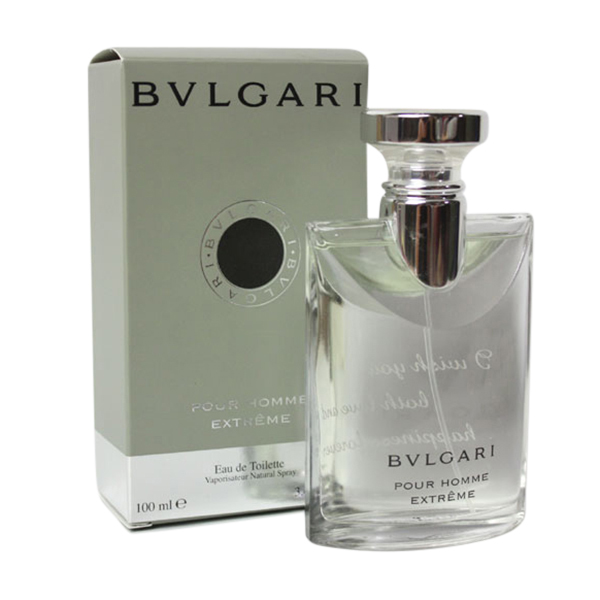 Sally Prize With Perfume And Mens Name Bulgari Bvlgari Pour