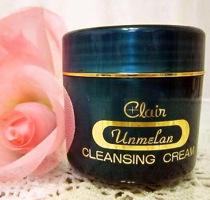 洗うたびに皮膚の活力 贈物 つやが復活してくる #13;洗うだけで肌のくすみがとれていく くれえる化粧品 アンメラン クレンジングクリーム 115g 気質アップ