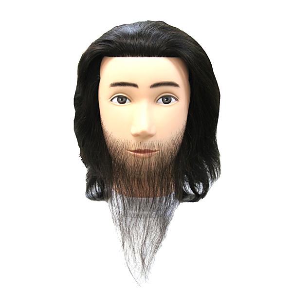 ●メンズウィッグB Mens Wig B ヒゲ付き 10台セット